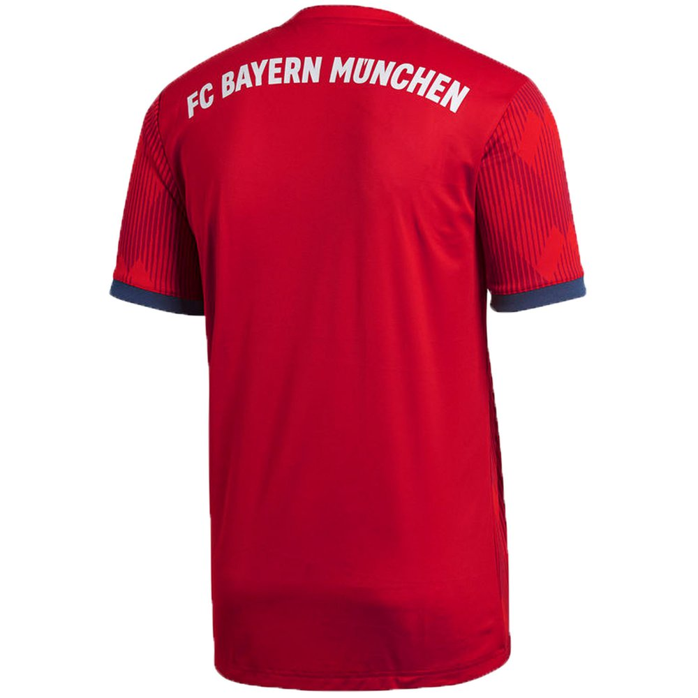 adidas Bayern Munich 2018-19 Home Stadium Jersey   WeGotSoccer.com
