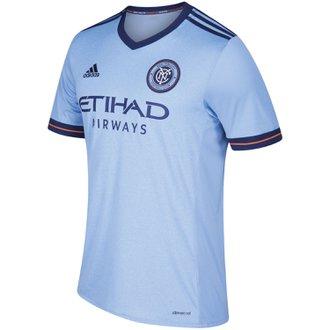 adidas New York City FC Home 2018-19 Replica Jersey