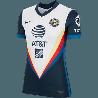 Nike Club América Jersey Visitante 20-21 para Damas