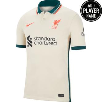 Nike Liverpool Jersey de Visitante 21-22