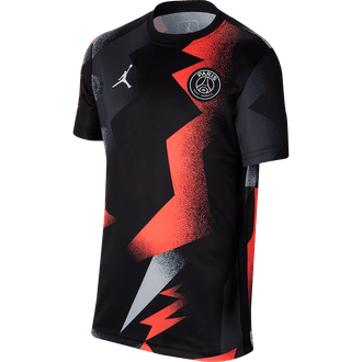 Nike Jordan PSG 2020 Dri-Fit Youth Prematch Top