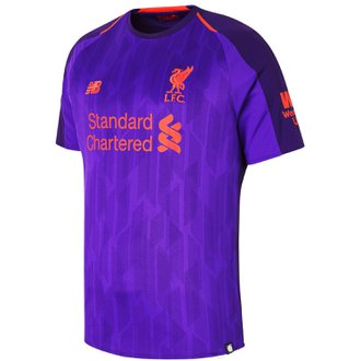 New Balance Liverpool 2018-2019 Away Replica Jersey