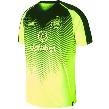 New Balance Celtic 2018-19 3rd Replica Jersey