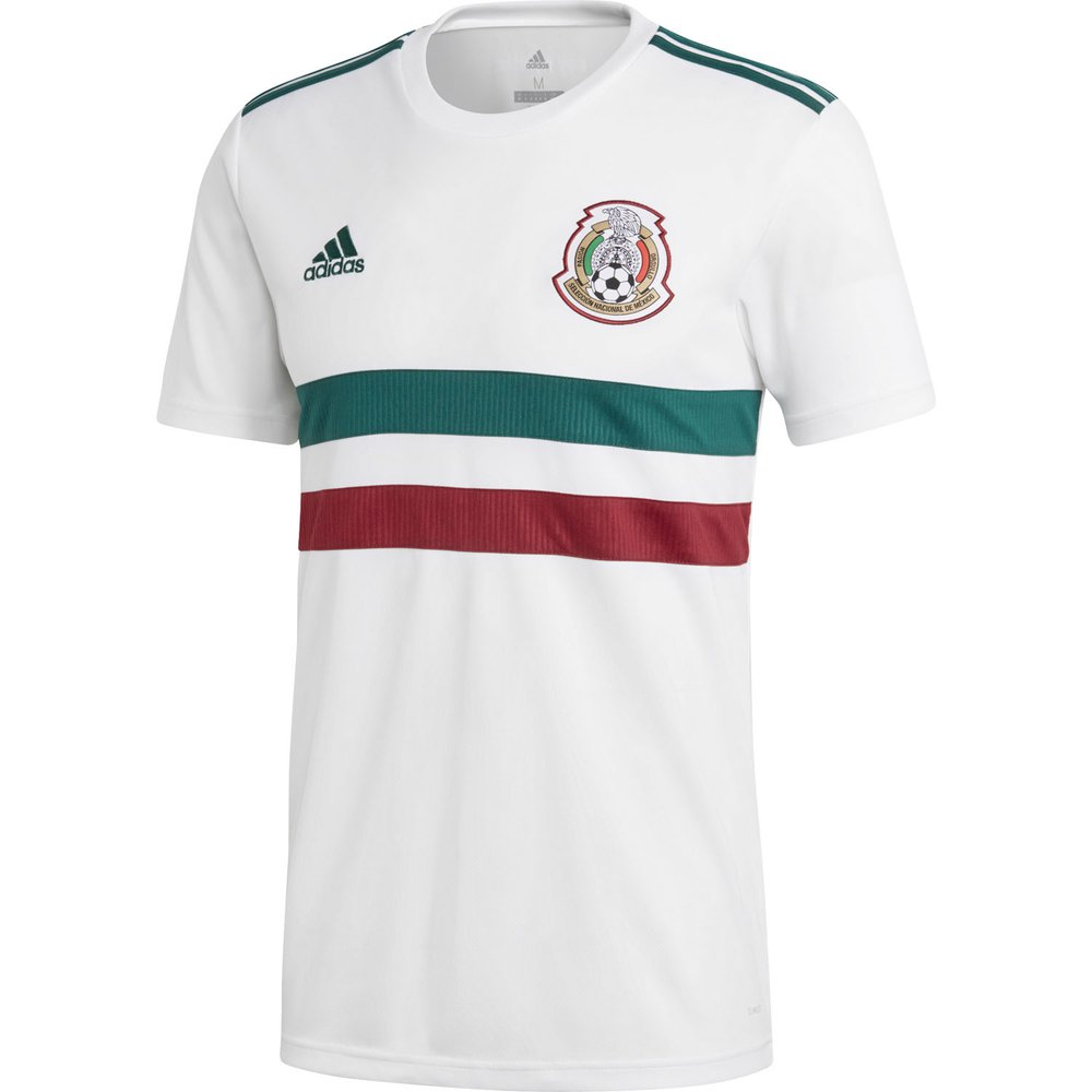 hot sale online 7fb26 9399f adidas Mexico 2018 World Cup Away Replica Jersey ...