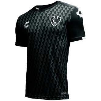Charly Club de Cuervos Jersey Local Season 4.0