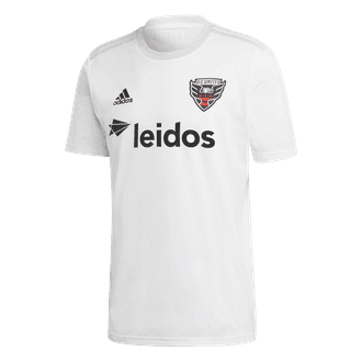 Adidas 2020 DC United Away Stadium Jersey