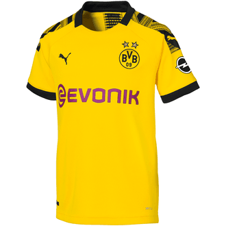 69fabfa13 Puma BVB Dortmund 2019-2020 Home Youth Stadium Jersey
