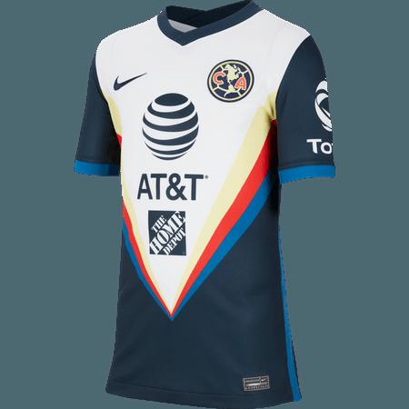 Nike Club América Jersey Visitante 20-21 para Niños