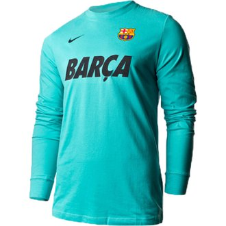 Nike Barcelona Dry Match Champions League LS