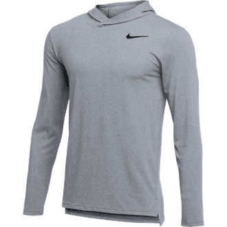 Nike Breathe Hyper Dry Hooded LS