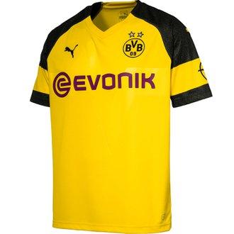 Puma BVB Dortmund Home 2018-19 Replica Jersey