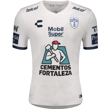 Details about  /Charly Pachuca Away Women/'s Jersey 18//19