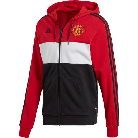 adidas Manchester United Full Zip Hoodie