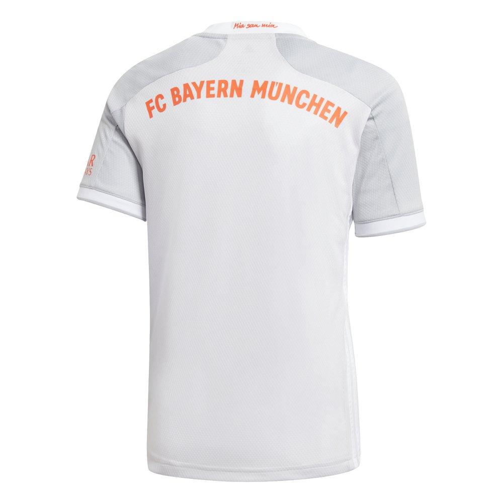Adidas Bayern Munich 2020-21 Youth Away Stadium Jersey | WeGotSoccer