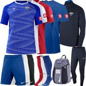 TSC U12 to U18 Required Kit