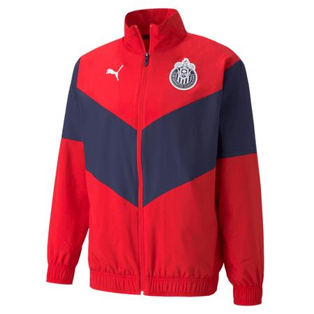 Puma 21-22 Chivas Prematch Jacket