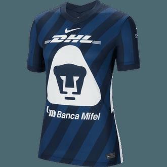 Nike Pumas Jersey Visitante 20-21 para Damas