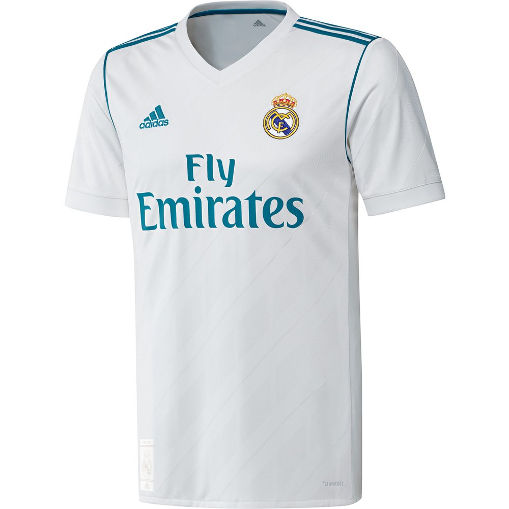 be793fb2516 adidas Real Madrid 2017-18 Home Replica Jersey