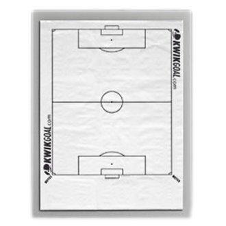 Kwik Goal Soccer Full Field Kwik Chart