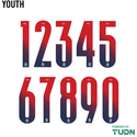 Chivas 2020-21 Youth Number