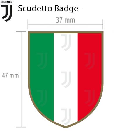 Serie A - Scudetto Badge