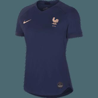 Nike Francia 2019 Jersey de Local para Damas