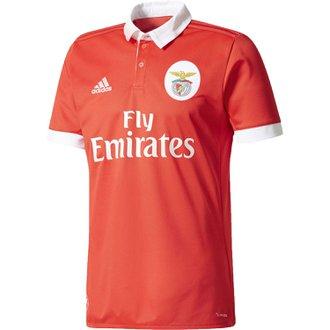 adidas Benfica  Home 2017-18 Replica Jersey