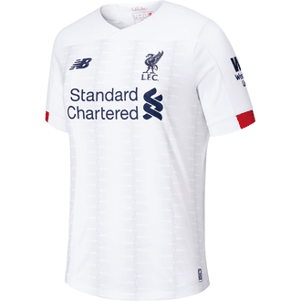 New Balance Youth Liverpool FC 2019-20 Away Replica Jersey