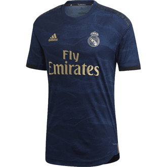 adidas Real Madrid 2019-20 Away Authentic Jersey