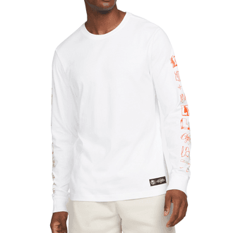 Nike Club América LAxLA Camiseta de manga larga para Hombres