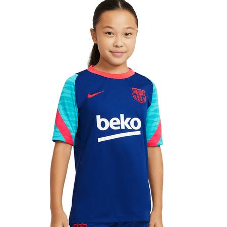 Nike 20-21 FC Barcelona Camiseta Strike para Niños