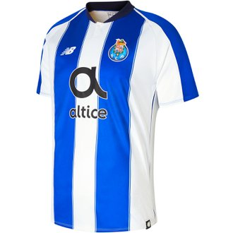 New Balance FC Porto 2018-2019 Home Replica Jersey