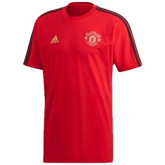 adidas Manchester United FC Graphic Tee Short Sleeve