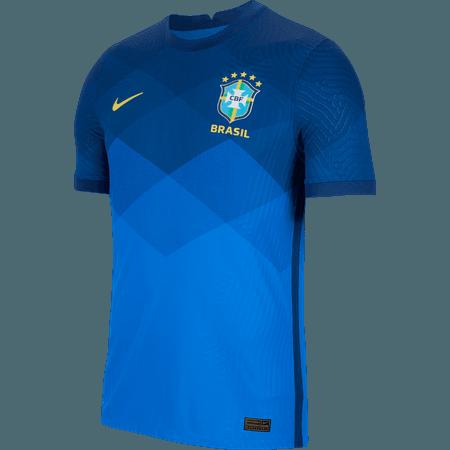 Nike Brazil Jersey Autentica de Visitante 2020