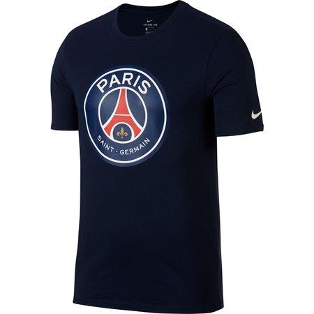 Nike PSG Camiseta con Escudo