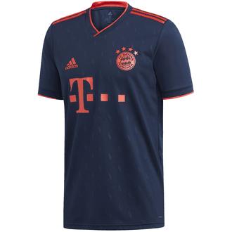 adidas Bayern Munich 3rd 2019-20 Stadium Jersey