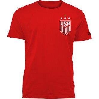 New Era USWNT Campeones del Mundial 2019 Camiseta para Hombres