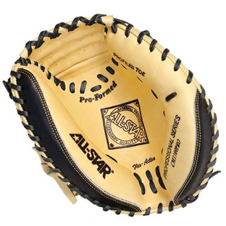 All Star Pro Advanced LEFT Catchers Mitt