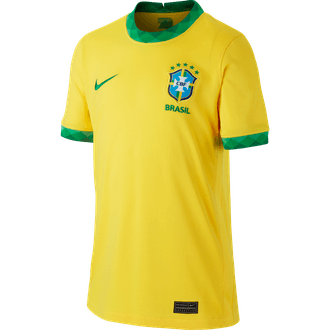 Nike Brazil Jersey Local 2020 para Niños