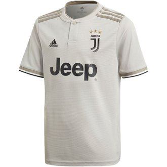 adidas Juventus Away 2018-19 Youth Replica Jersey