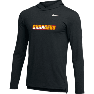 Chargers SC Hooded LS