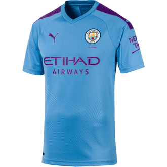 Puma Manchester City Home 2019-20 Authentic Match Jersey
