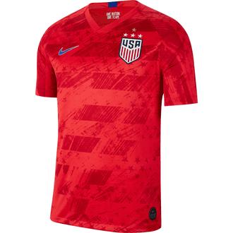 Nike United States 2019 4-Star Away Mens Stadium Jersey