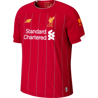 New Balance Youth Liverpool FC 2019-2020 Home Replica Jersey