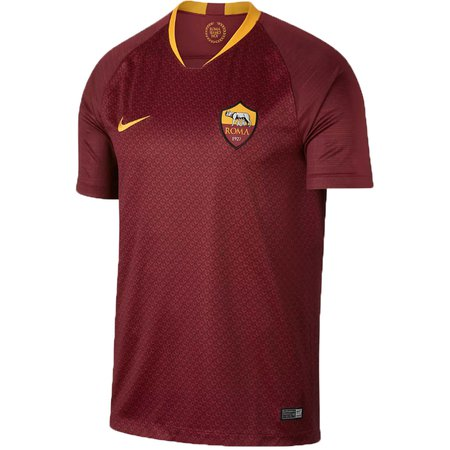 Nike Roma Home Stadium Jersey