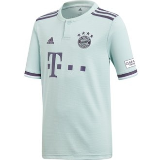 adidas Bayern Munich Youth Away 2018-19 Replica Jersey