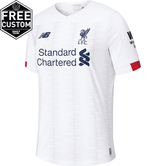 New Balance Liverpool FC 2019-20 Away Replica Jersey