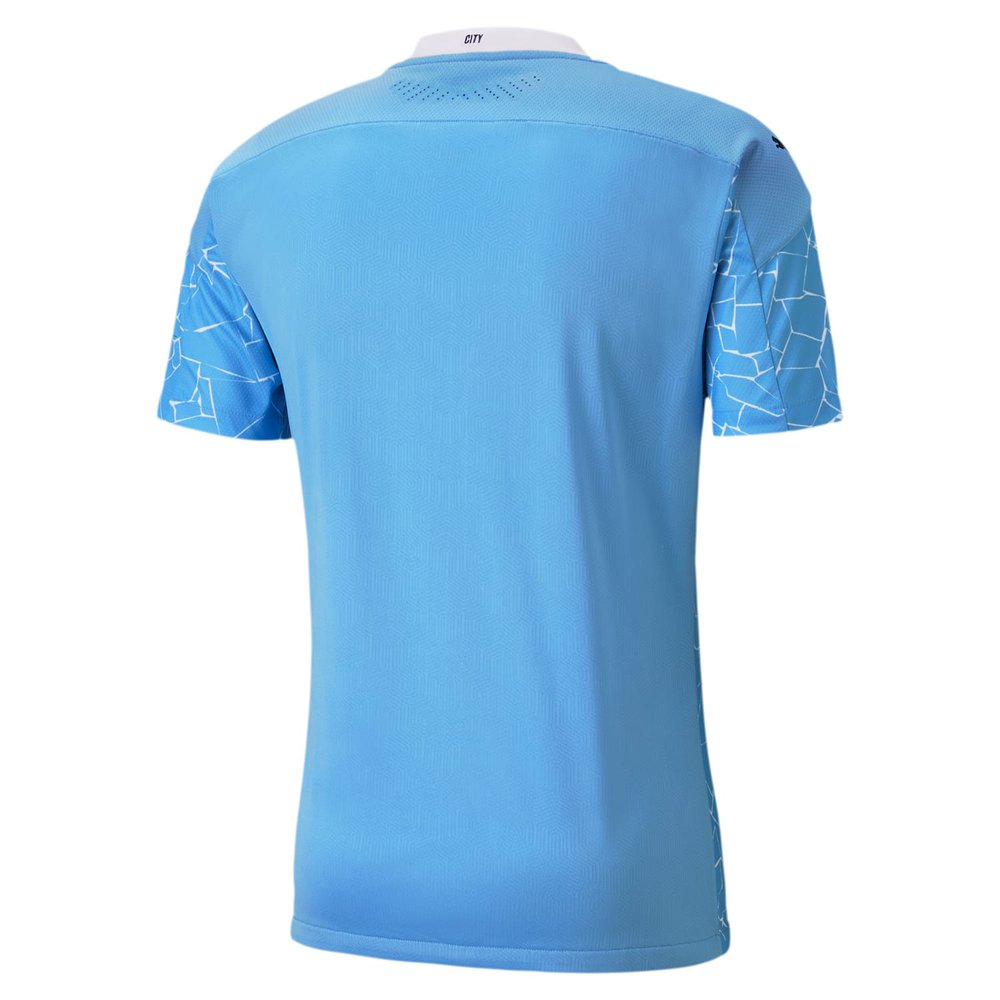 Puma Manchester City Home 2020-21 Authentic Match Jersey ...