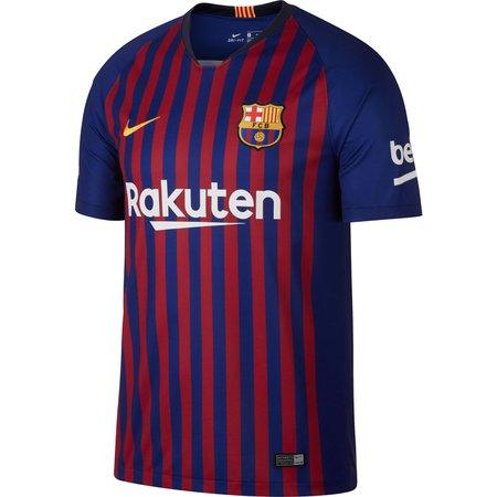 check out 28b14 9913d Nike FC Barcelona Home 2018-19 Stadium Jersey | WeGotSoccer