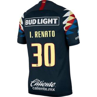 Nike Club América Renato Jersey Visitante 19-20